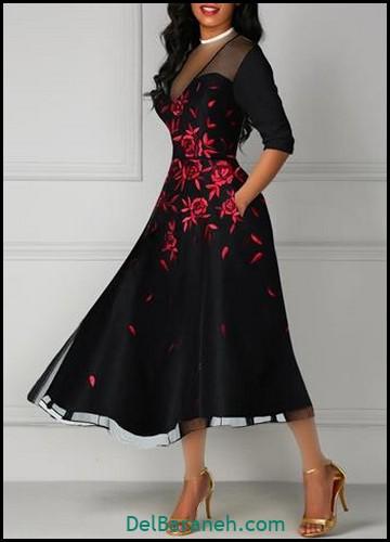 لباس مجلسی دخترانه (۵۶)