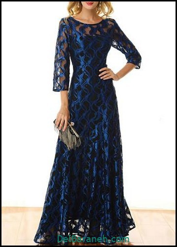 لباس مجلسی دخترانه (۶۰)
