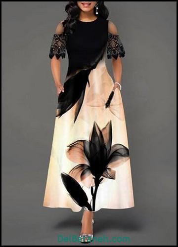 لباس مجلسی دخترانه (۶۱)