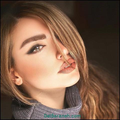عکس دختر | 130 متن و عکس دخترونه زیبا و لاکچری برای پروفایل