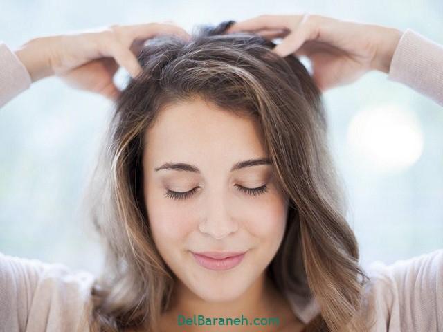 درمان رشک سر