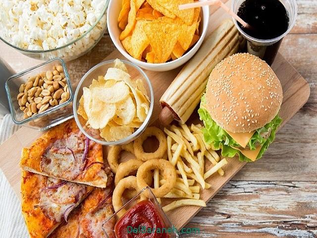 مواد غذایی فرآوری شده