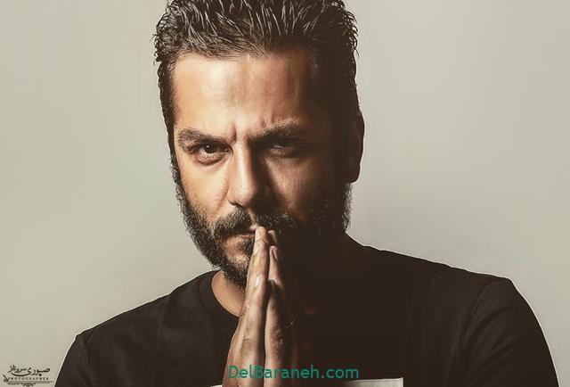 ایفای نقش عباس غزالی در شاه رگ