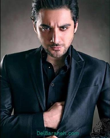 بازی عطا عمرانی در سریال شاه رگ