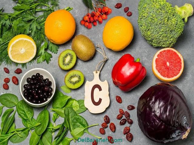 چه غذاهایی ویتامین C دارد