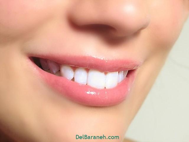 جلوگیری از آسیب به مینای دندان