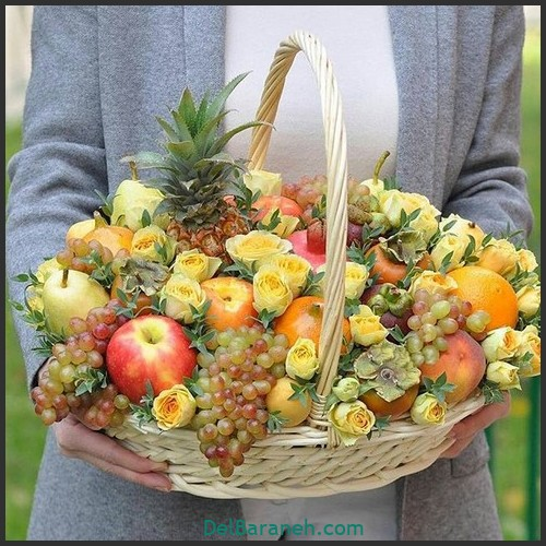 آموزش میوه آرایی شب یلدا (۲۲)