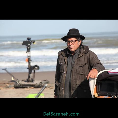 احمد کاوری کارگردان سریال وارش