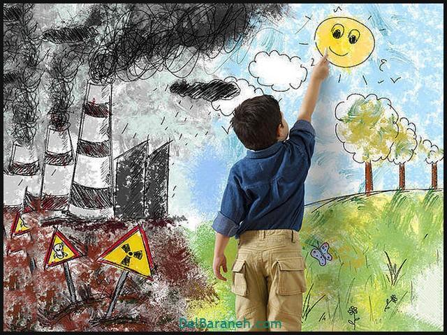 انشا در مورد آلودگی هوا (۵)