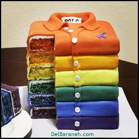 ایده کیک روز مرد (۷)