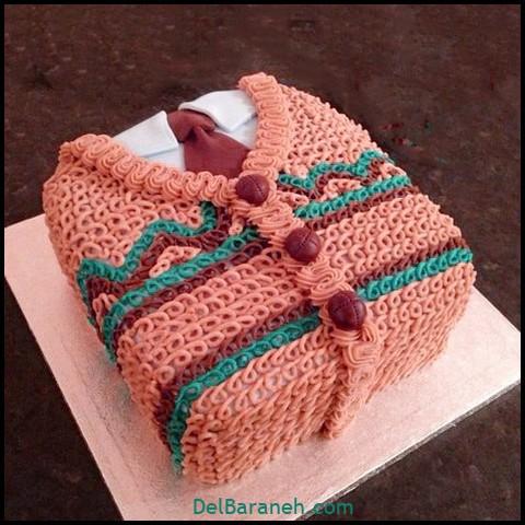 ایده کیک روز مرد (۹)