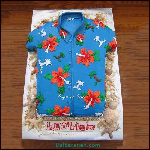 ایده کیک روز پدر (۱۲)