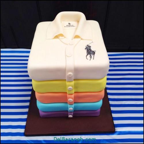 ایده کیک روز پدر (۱۴)