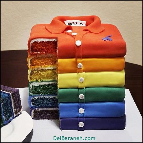 ایده کیک روز پدر (۱۸)