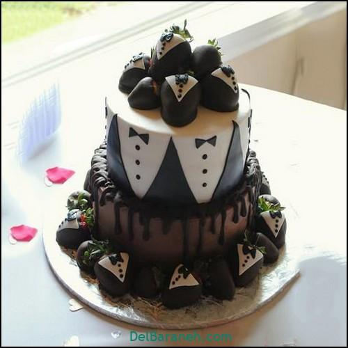 ایده کیک روز پدر (۲۳)