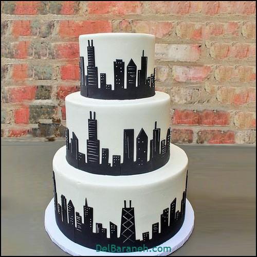 ایده کیک روز پدر (۳)