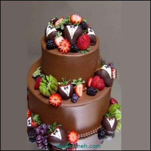 ایده کیک روز پدر (۴)