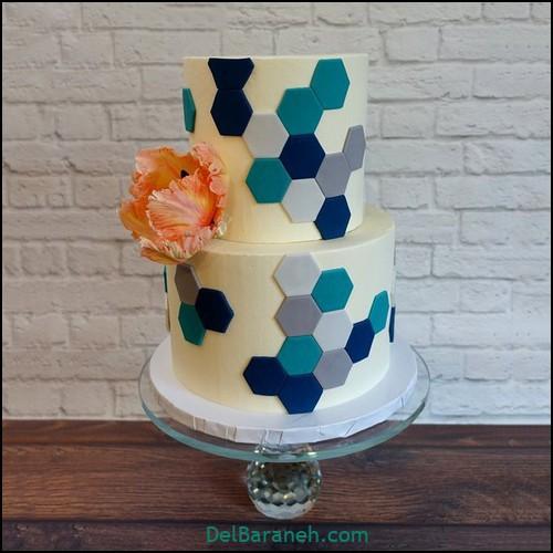 ایده کیک روز پدر (۶)