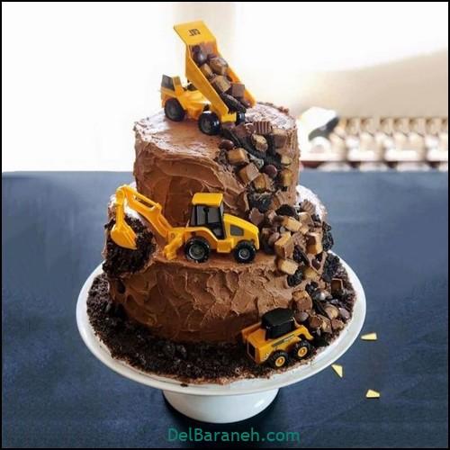 ایده کیک روز پدر (۸)