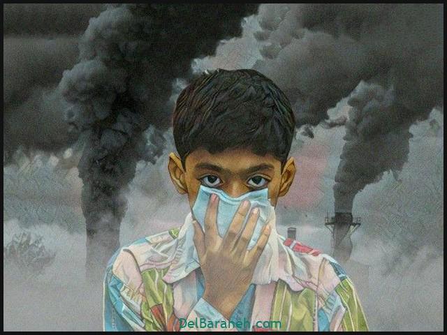 تحقیق در مورد آلودگی هوا (۷)