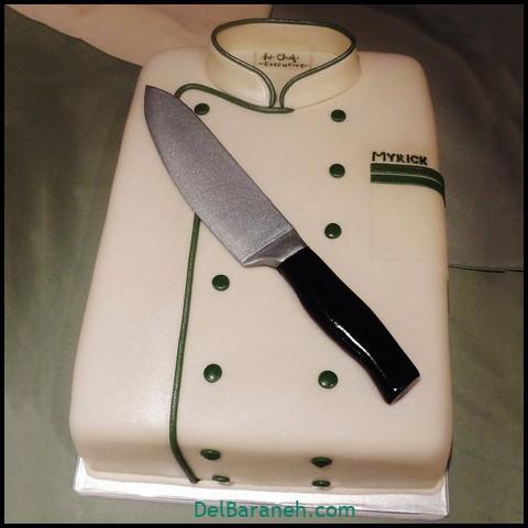 تزیین کیک روز مرد (۱۲)