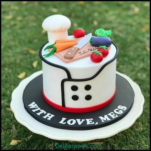 تزیین کیک روز مرد (۱۳)