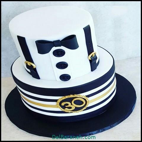 تزیین کیک روز مرد (۴)