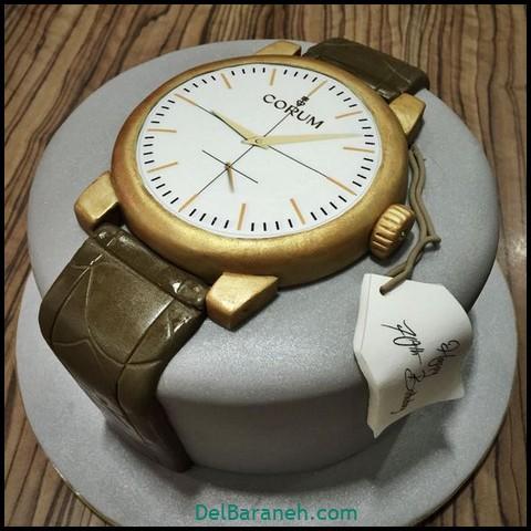 تزیین کیک روز مرد (۵)