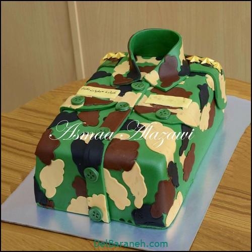 تزیین کیک روز پدر (۱۹)