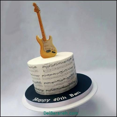 تزیین کیک روز پدر (۲۴)