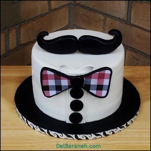 تزیین کیک روز پدر (۷)