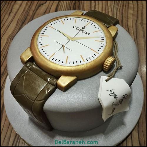 تزیین کیک روز پدر (۹)