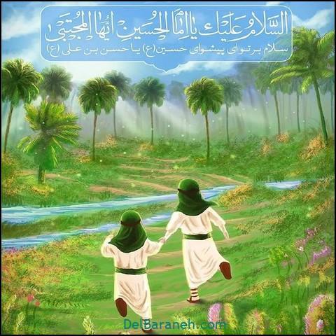 تولد امام حسن (۸)