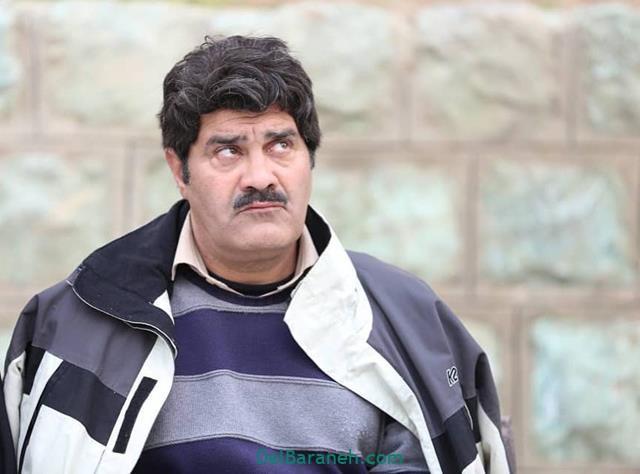 حضور بهراد خرازی در سریال وارش