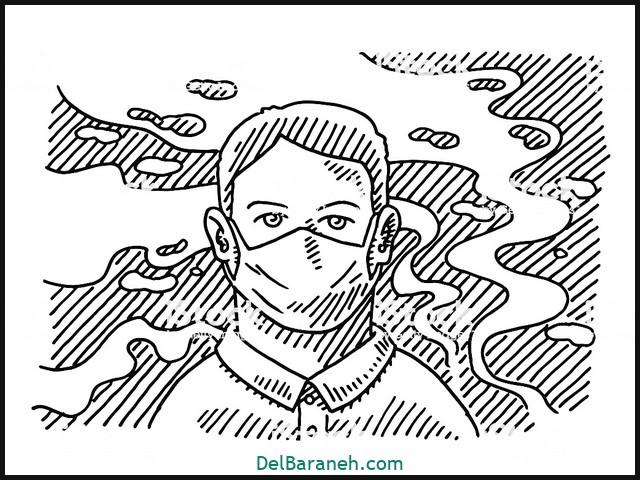 نقاشی کودکانه درباره ولادت امام رضا
