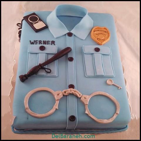 عکس کیک روز مرد (۴)