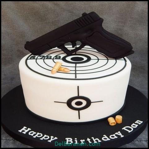 عکس کیک روز مرد (۵)