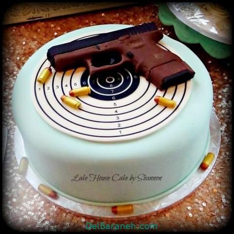 عکس کیک روز مرد (۷)