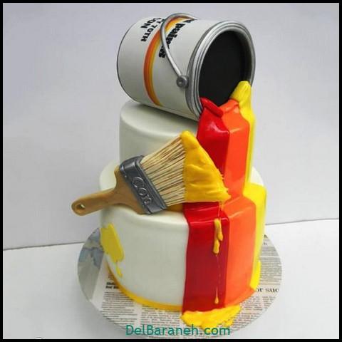 عکس کیک روز مرد (۸)