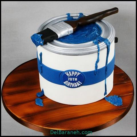 عکس کیک روز مرد (۹)