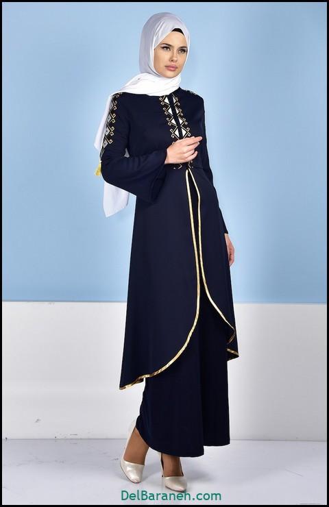مدل لباس پوشیده (۱۰)