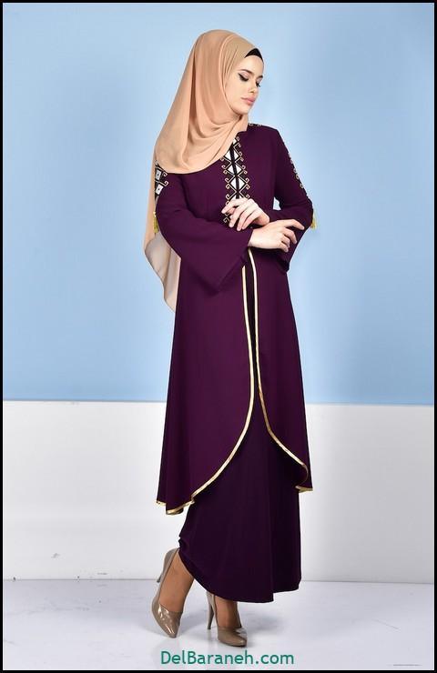 مدل لباس پوشیده (۱۱)