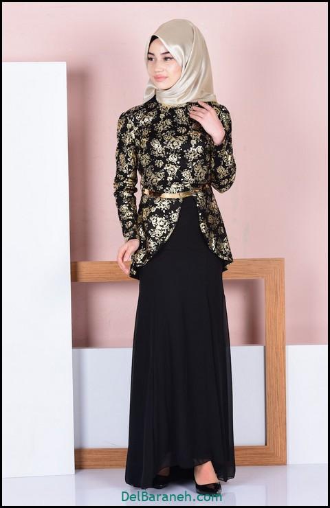 مدل لباس پوشیده (۱۲)