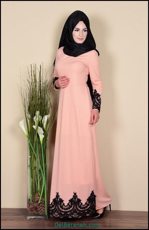 مدل لباس پوشیده (۱۹)