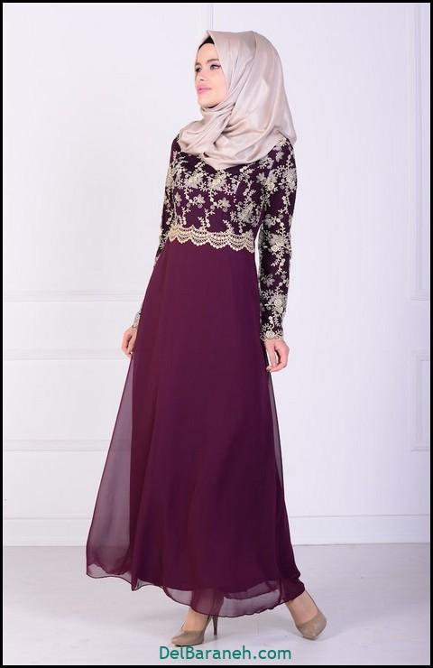 مدل لباس پوشیده (۲)