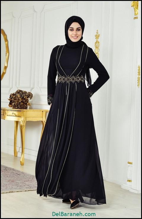 مدل لباس پوشیده (۲۱)
