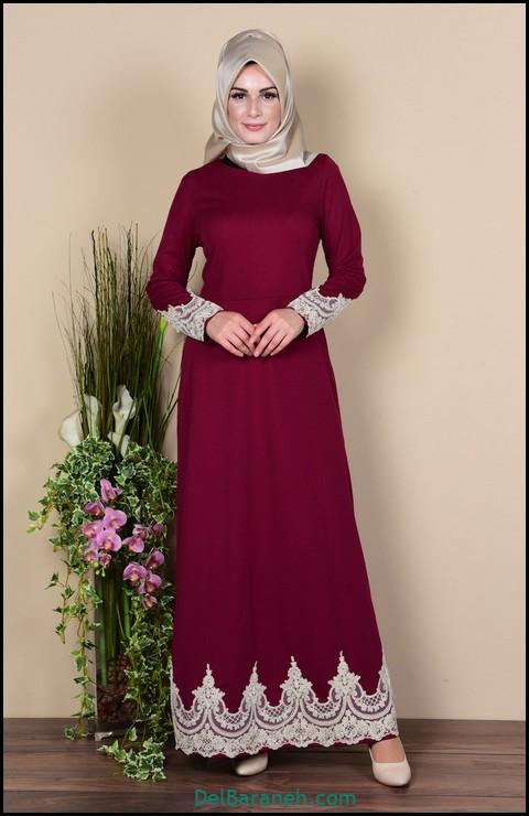 مدل لباس پوشیده (۳)