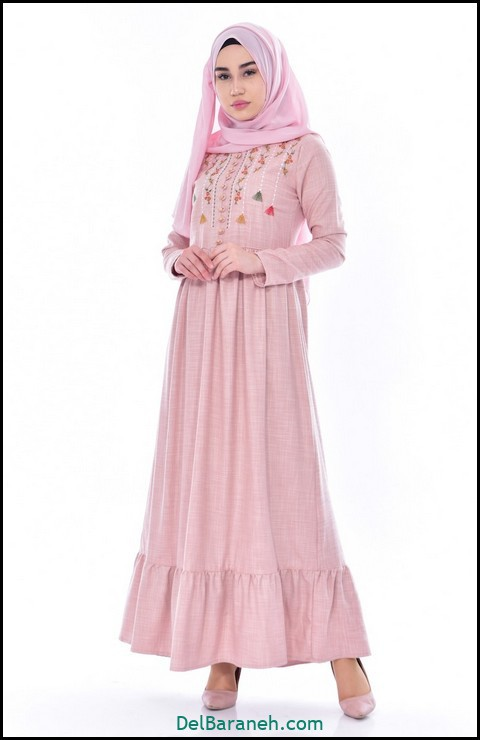 مدل لباس پوشیده (۵۴)