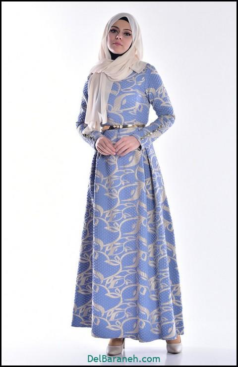 مدل لباس پوشیده (۷۵)