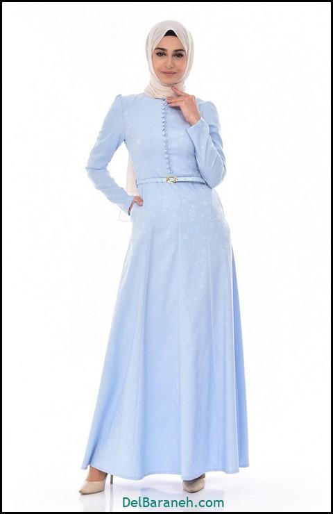مدل لباس پوشیده (۷۶)